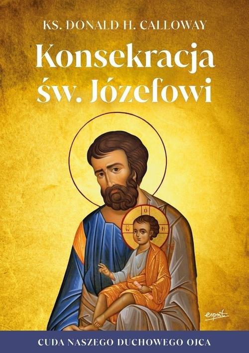 Konsekracja św. Józefowi Calloway Donald
