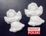 Aniołek styropianowy ST028 6,5/10cm 6szt LUZAKI