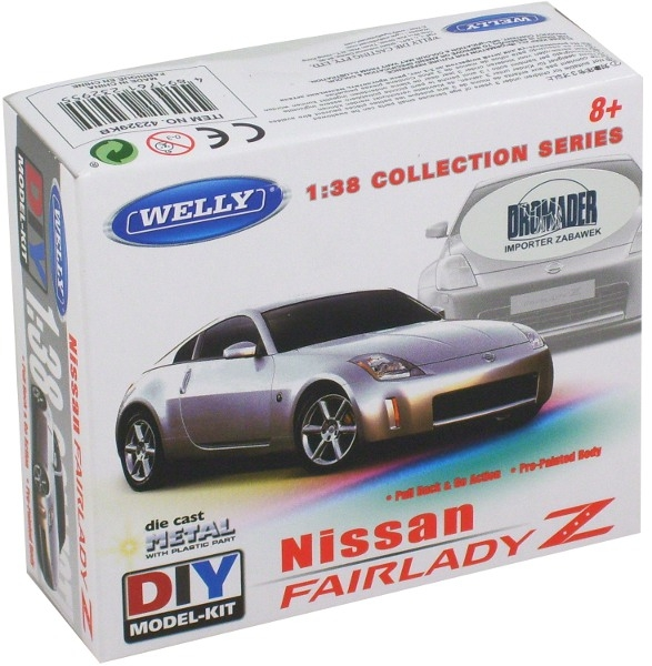 WELLY Nissan Fairlady Z Kit (23295)