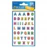 Naklejki brokatowe - alfabet (57295)