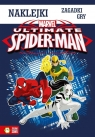 Spider Man Naklejki, zagadki, gry