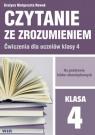 Czytanie ze zrozumieniem dla kl. 4 SP Grażyna Małgorzata Nowak