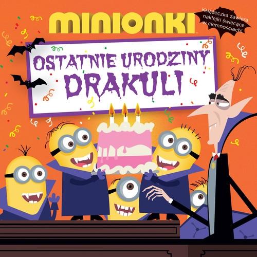 Minionki Ostatnie urodziny Draculi