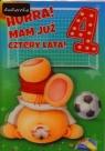 Karnet 4 latka chłopiec  3DV-071