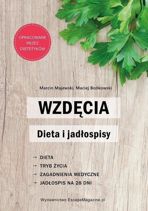 Wzdęcia. Dieta i jadłospisy Majewski Marcin, Bońkowski Maciej
