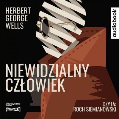 Niewidzialny człowiek. Audiobook Herbert George Wells