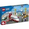 Lego City: Centralny port lotniczy (60261) Wiek: 4+