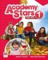 Academy Stars 1 PB + kod online MACMILLAN Kathryn Harper, Gabrielle Pritchard
