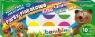 Farby plakatowe Bambino 10 kolorów