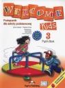 Welcome Kids 3 Podręcznik Szkoła podstawowa Dooley Jenny, Evans Virginia