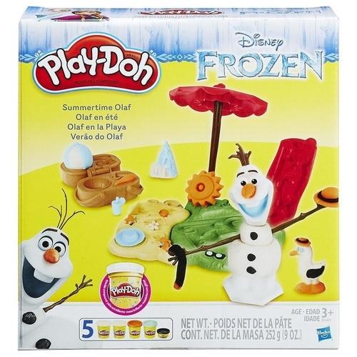 Play-Doh Kraina Lodu Olaf latem (B3401)