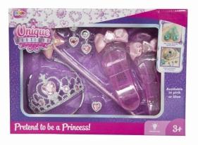 Przebieranie księżniczki