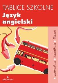 Tablice szkolne Język angielski Gross Robert, Junkieles Magdalena, Sikorska Maria