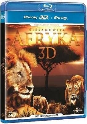 Amazing Africa 3D (Blu-ray)