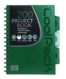 Coolpack - Project Book - Kołobrulion A5 Green (94061CP)