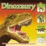 Mini encyklopedia z naklejkami Dinozaury