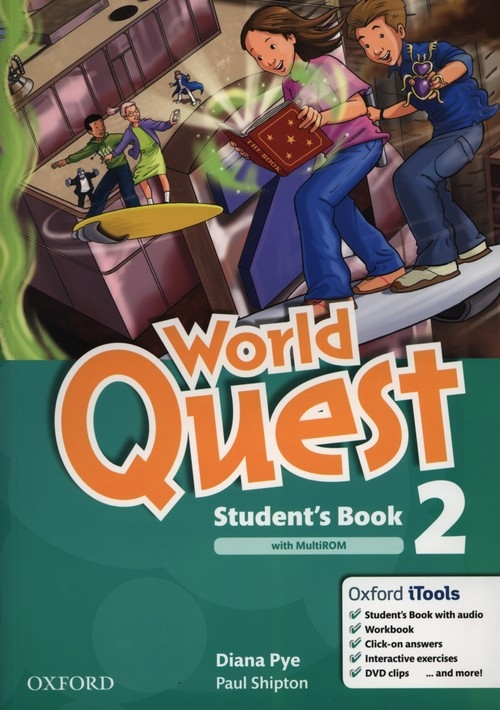 World Quest 2 SB Diana Pye, Paul Shipton