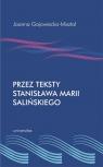 Przez teksty Stanisława Marii Salińskiego