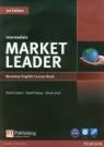 Market Leader Intermediate Business English Course Book + DVDB1-B2 Cotton David, Falvey David, Kent Simon