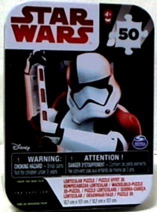 Puzzle Star Wars mini puszka (6038409)