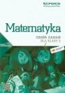 Matematyka 5 Zbiór zadań