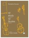 42 etiudy na skrzypce solo Rodolphe Kreutzer