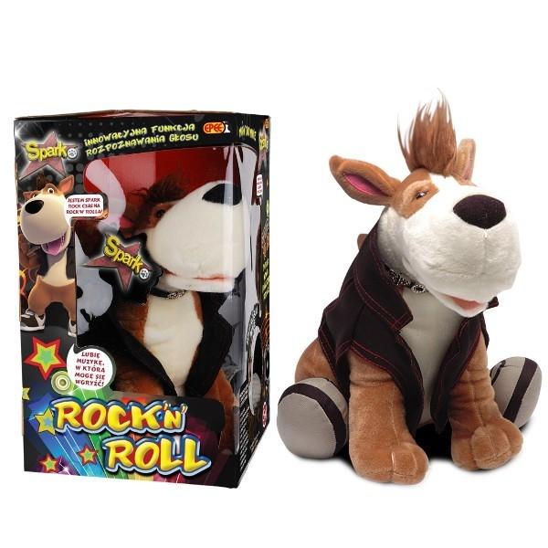 Rocky Spark, Gadający Psiak