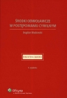 Środki odwoławcze w postępowaniu cywilnym  Bladowski Bogdan