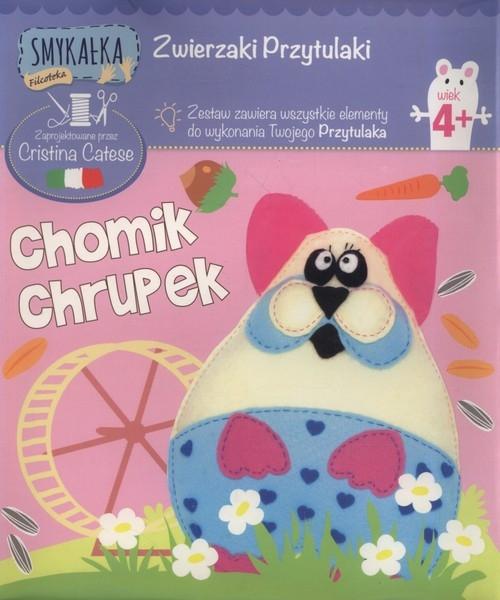 Zwierzaki przytulaki Chomik Chrupek