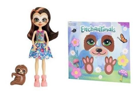 Enchantimals: Jajko niespodzianka - Lalka Karina Koala & Dab