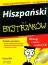 Hiszpański dla bystrzaków z płytą CD