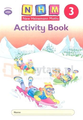 New Heinemann Maths. Year 3. Activity Book