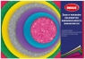 Papier kolorowy samoprzylepny A4/8K brokat (10szt)
