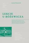 Lekcje u Różewicza Drzewucki Jerzy