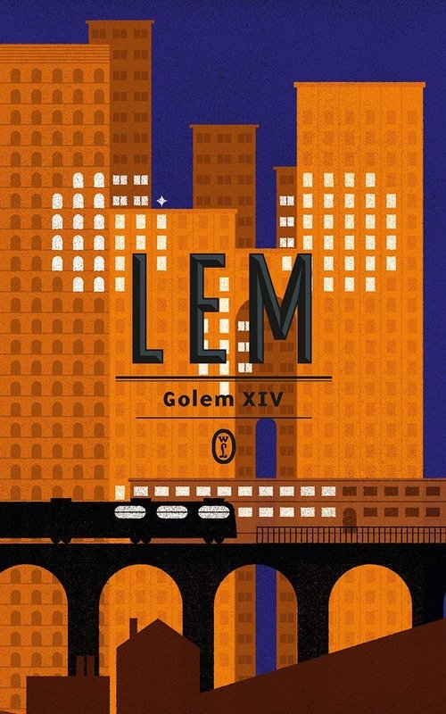 Golem XIV Lem Stanisław