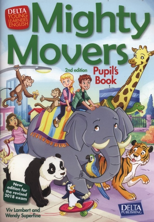 Mighty Movers Second edition Pupil's Book Lambert Viv, Superfine Wendy