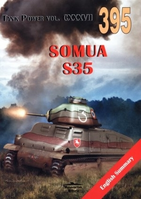 SOMUA S35. Tank Power vol. CXXXVII 395