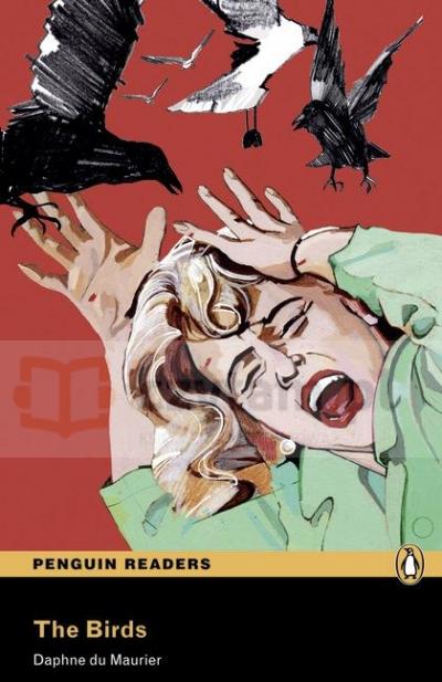 Pen. Birds Bk/MP3 CD (2) Daphne Du Maurier
