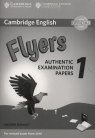Cambridge English Flyers 1 Authentic Examination Papers Answer Booklet