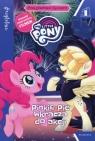Poza granicami Equestrii Pinkie Pie wkracza Seria niebieska Berrow G.M.