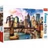 Puzzle 1000: Funny Cities - Koty w Nowym Jorku (10595)