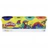 Play-Doh Ciastolina tuba 4-pak (E4867/B5517)