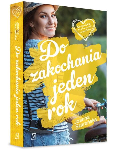 Do zakochania jeden rok Szarańska Joanna