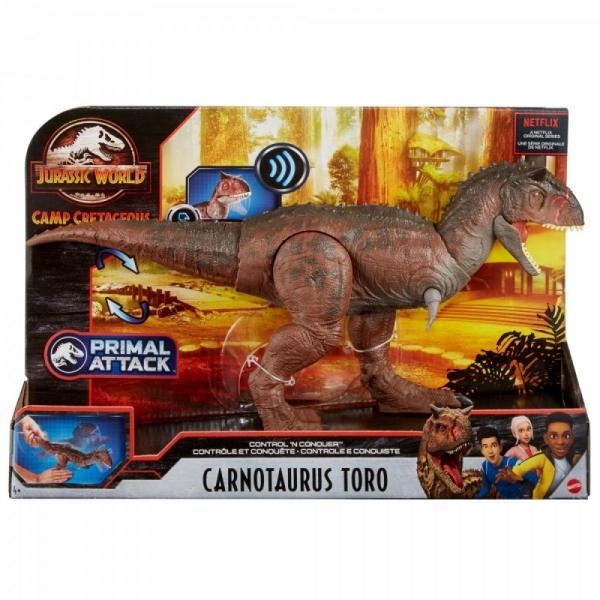 Figurka Jurassic World Carnotaur Toro (GNL07)