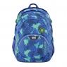 Plecak JobJobber II, kolor: Tropical Blue, system MatchPatch