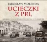 Ucieczki z PRL (audiobook) Molenda Jarosław