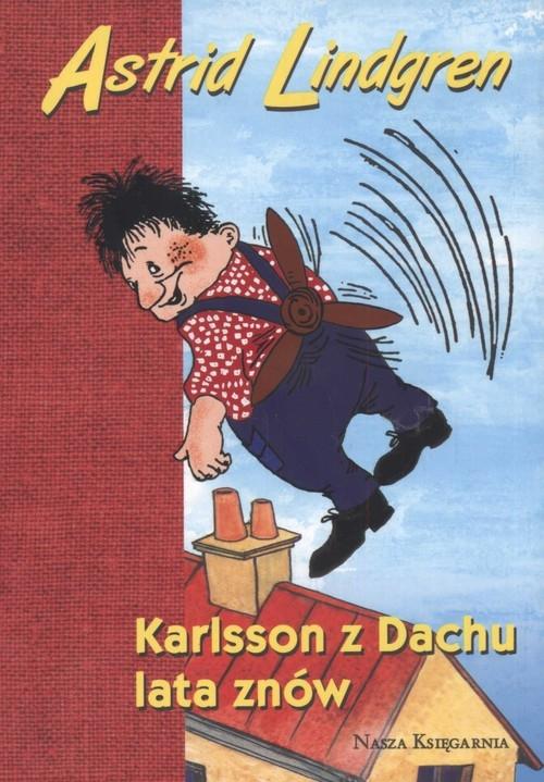 Karlsson z Dachu lata znów Lindgren Astrid