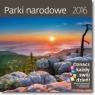 Parki narodowe. Kalendarz ścienny 2016