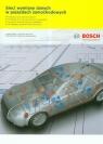 Bosch Sieci wymiany danych w pojazdach samochodowych