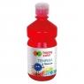 Farba tempera 500 ml - czerwona ciemna (305817)